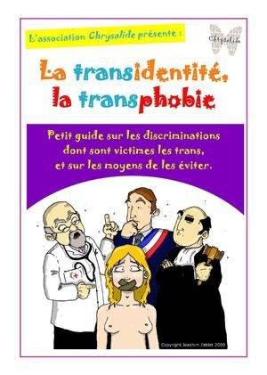 CONNAITRE CE QU'EST LA TRANSIDENTITÉ !
