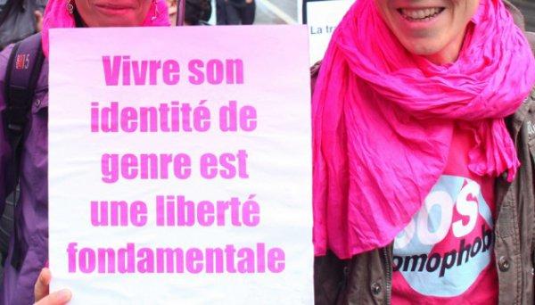 Vivre son identité de genre est une liberté fondamentale