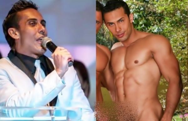 Le passé d'acteur porno gay du pasteur rejaillit