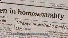 différent articl sur le théme Homo ou Hétéro est-ce un choix ? Sur France 2 sur l'émission infrarouge