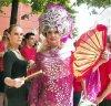 Complèment de photo de l'article de NICE MATIN DU 18 juillet 2015 pink parde à NICE