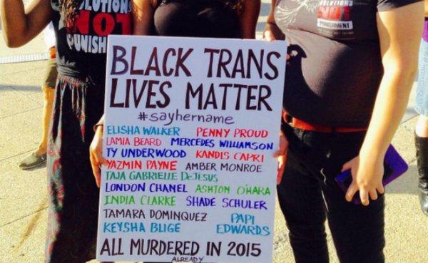 États-Unis: Pourquoi il est urgent d'agir pour protéger les vies des femmes trans' de couleur