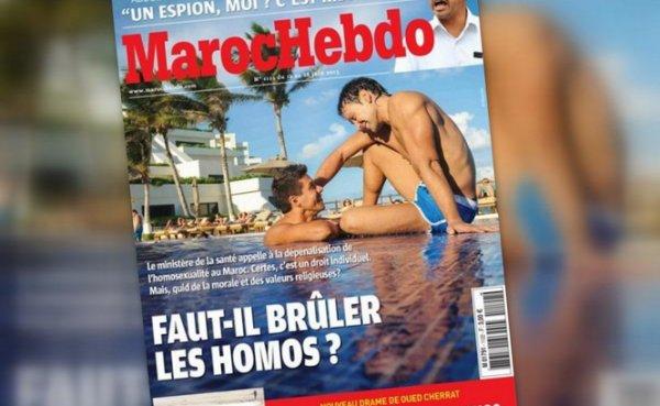 L'association Mousse porte plainte contre le magazine «Maroc Hebdo»