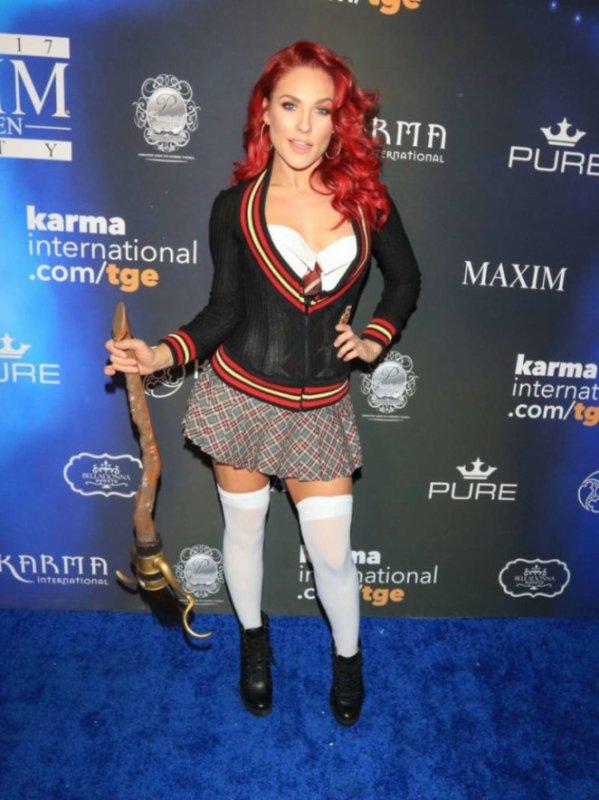 Halloween: Shana Burgess