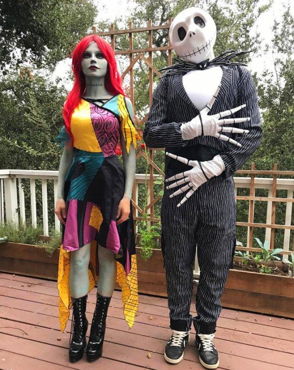 Halloween : JENNA DEWAN TATUM