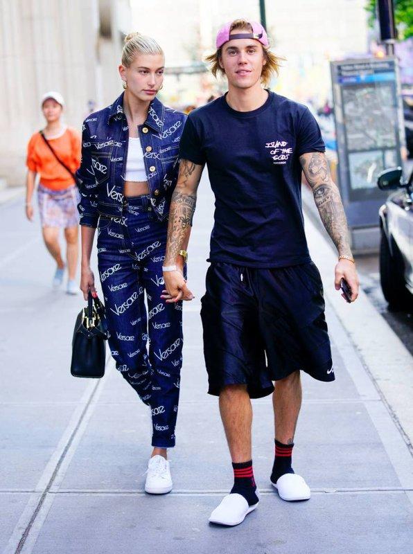 Hailey & Justin