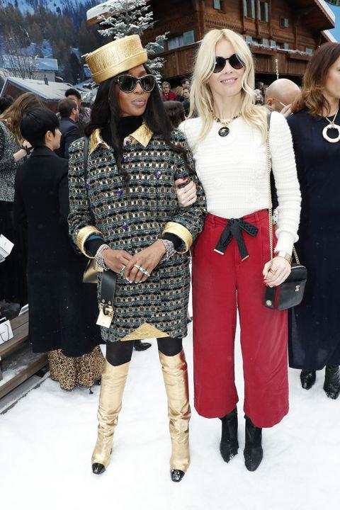 Naomi et Claudia