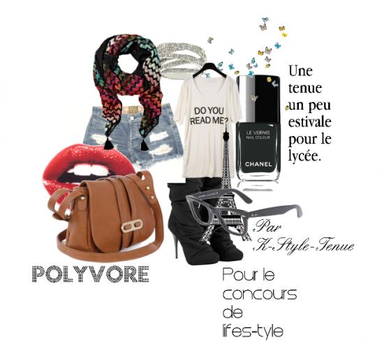 Set Polyvore
