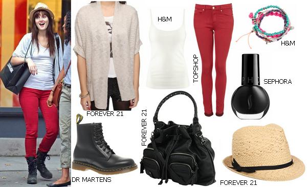 Dress Like : Leighton Meester