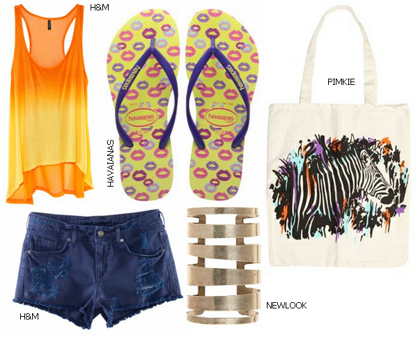 tenue de plage la beaut est un tat d 39 esprit. Black Bedroom Furniture Sets. Home Design Ideas