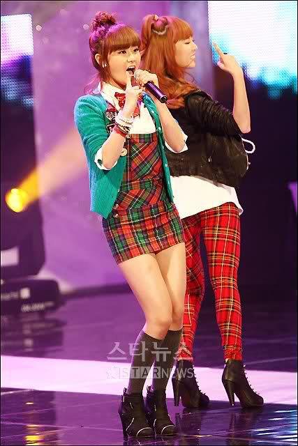 Ga Yoon & Hyuna