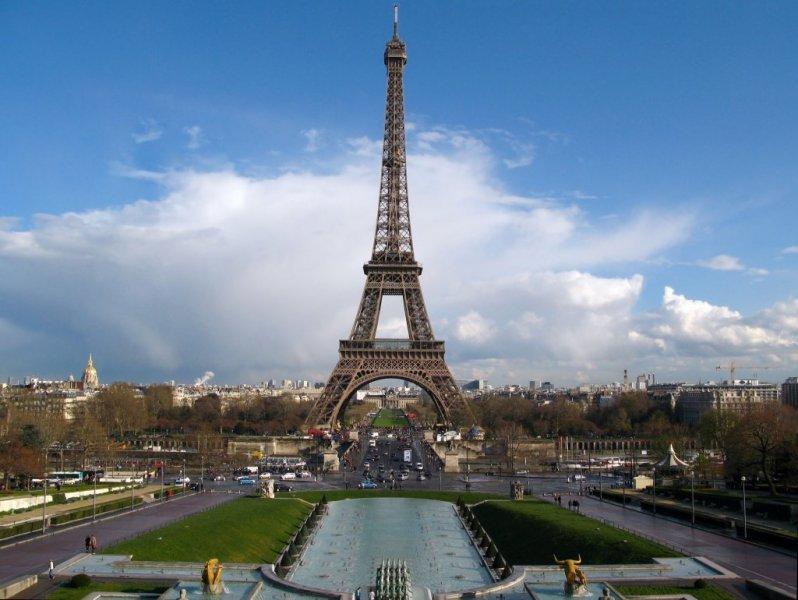 Tout Le Charme De Paris