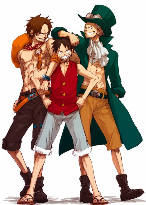 ♥ x-draw-one-piece-x ♥