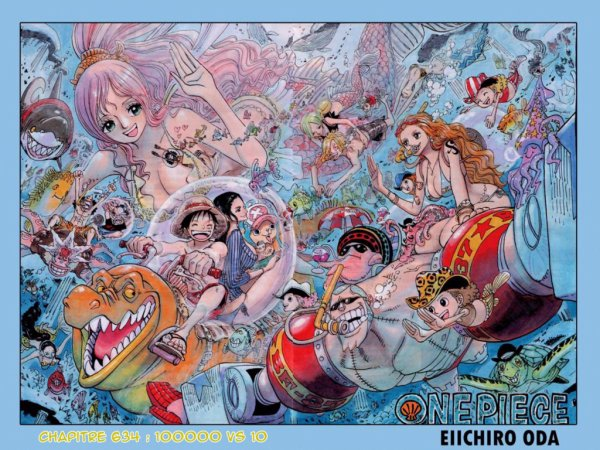 ♥ ONE PIECE  ♥  Welcome ♥