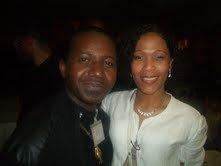"""Soirée spéciale Haiti """"STLFM"""", qui c'est déroulé le 30 Janvier 2010 au """"Salon Sabrina""""."""