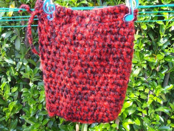 Inovations créatives unique fait main faites au crochet, qui peuve être utilser de trois maniere différentes En bonnet,tour de cou,ou turban ,