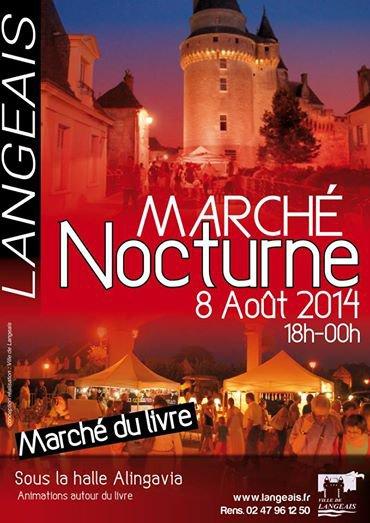 Marché nocturne à Langeais le vendredi 8 août. 2014 a  partir de 18 h j'exposerais mes créations de mosaiques