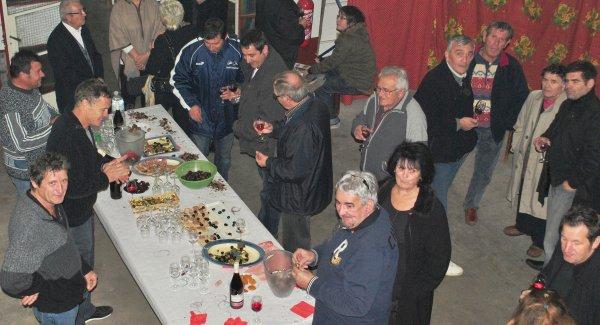 Vin Primeur et spécialités locales présentées au Gravillas
