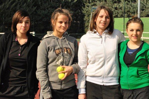 Tennis, les féminines sur la sellette.
