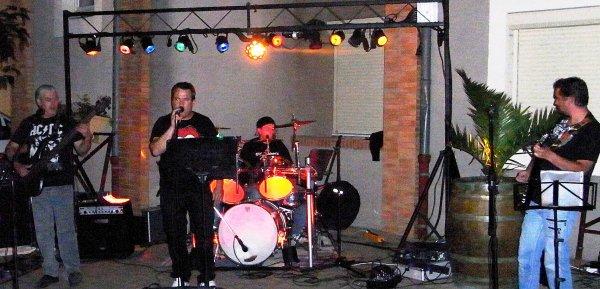 Fete de la musique 21 juin 2011