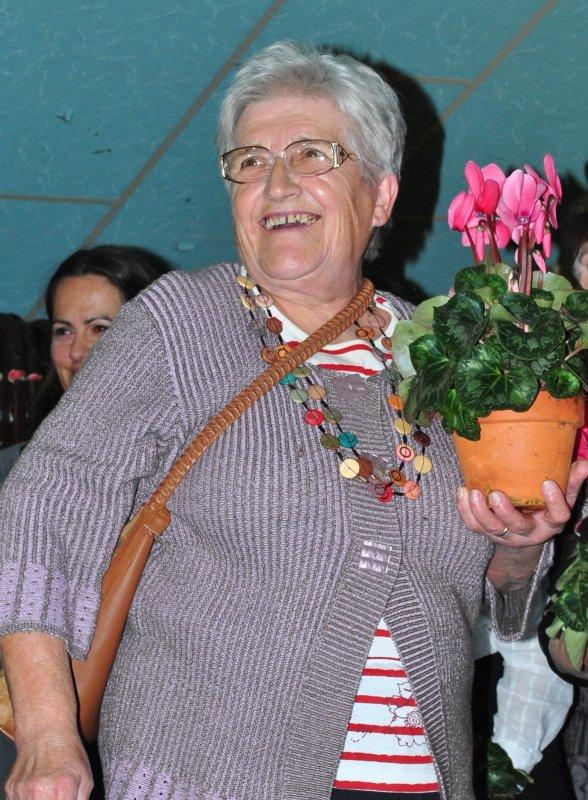 Jeannine Gimenez Grande louchiere Sablétaine