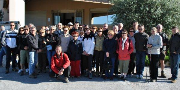 fête de la vigne, un succès pour le gravillas  sablet84 vaucluse