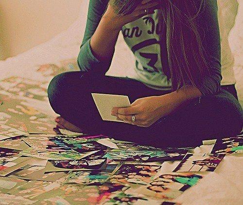 Juste de vieux souvenirs... ♥