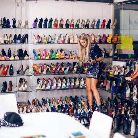 """""""Celui qui a dit que l'argent ne fait pas le bonheur, ne savais pas où faire les boutiques"""" Gossip Girl"""