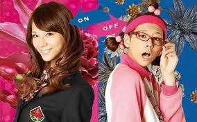 J-Drama :switch girl