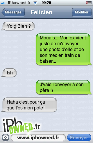 blague: jalousie