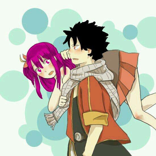 Natsuro et moiii :3
