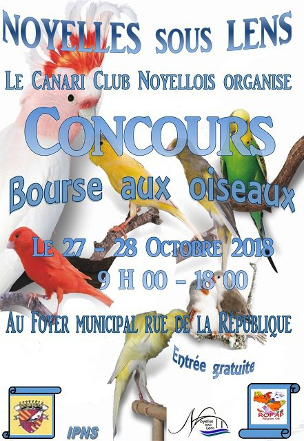 concours club 2018