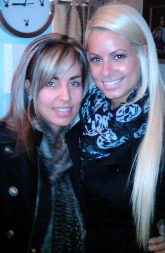 Maryse et sa soeur