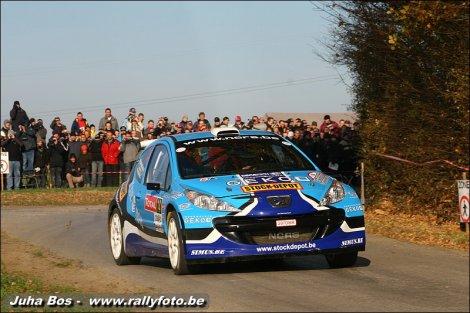 Rallye du Condroz 2011
