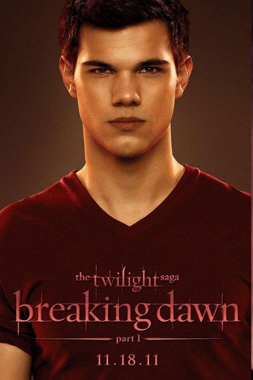 Les différentes affiches du Quatrième Volet de Twilight