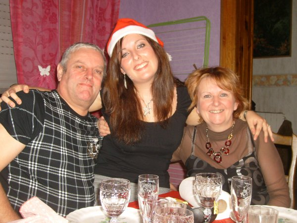 Sonia, Papa & Maman