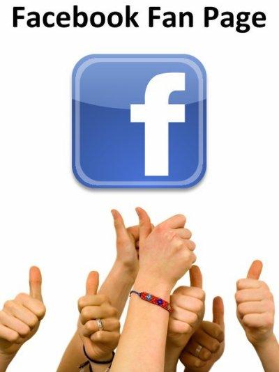 Page Fan Officiel sur Facebook !