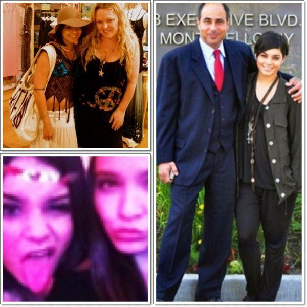 Quelques photos personnelles de Vanessa (+) Article FlashBack d'Alex en attendant les News.