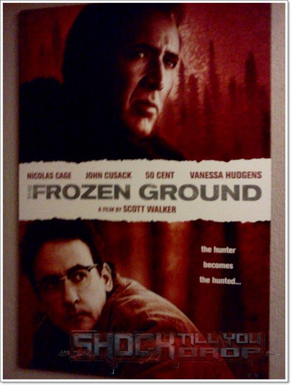 """Nouvelles photos personnelles de Vanessa ( Première datant du 31 ) (+) Découvrez l'affiche de """" The Frozen Ground """""""