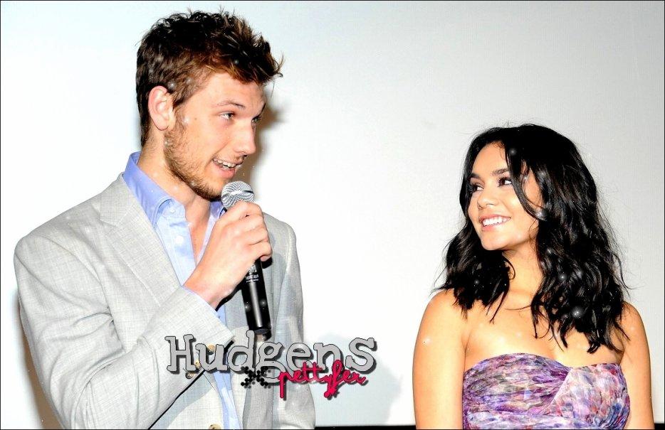 ₪ Venez suivre l`actualité de Vanessa Hudgens & Alex Pettyfer ♥