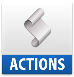 Tutoriel Actions