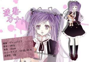 prologue fiction 2 (qui sera la proie ?)(Diabolik Lovers)