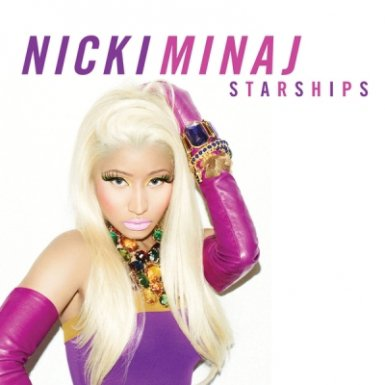 Pink Friday / Starships (2012)