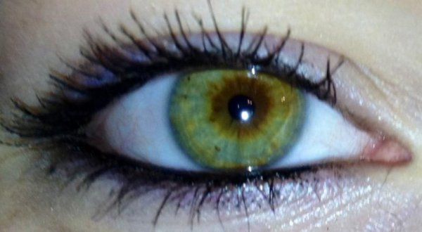 Mes yeux =) <3