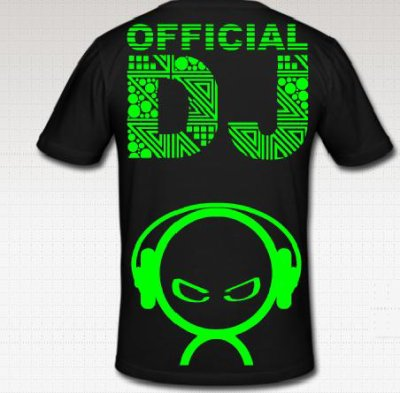 tshirt , sweat , dj , deejay