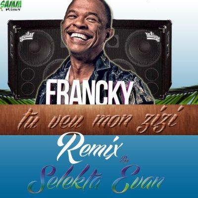 Seleckta Evan Remix  Francky Vincent Tu Veut Mon Zizi (2015)