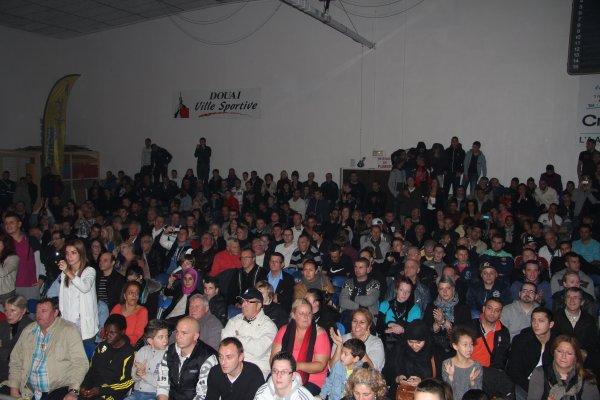 1200 personnes a notre gala du 08 nov 2013 a dorignies
