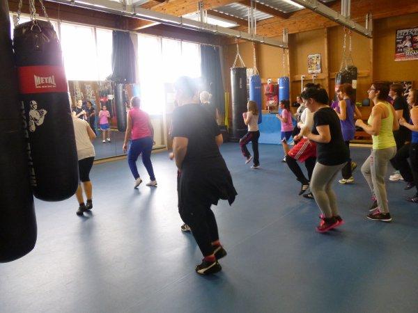 """stage boxe feminine a douai 23 MARS acte 5""""venez vous mettre dans la peau d une championne"""""""
