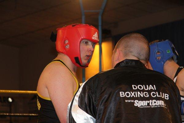 nos boxeurs handi boxe au gala de dorignies azzedine et jeremy
