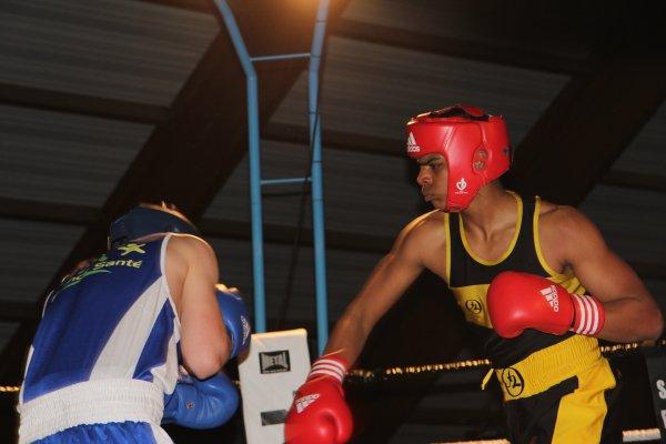 les boxeurs amateurs gala du 20 mars a douai